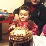 Giovanni's birthday