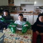 Daniele, Simone, Emanuele